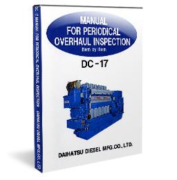 DC-17 MANUAL FOR PERIODICAL OVERHAUL INSPECTION